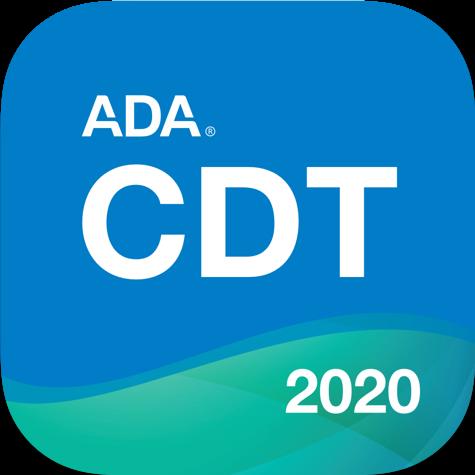 CDT 2020 Dental Procedure Codes & CDT Companion